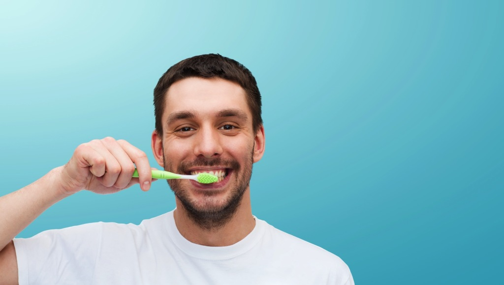 Wash your teeth every day