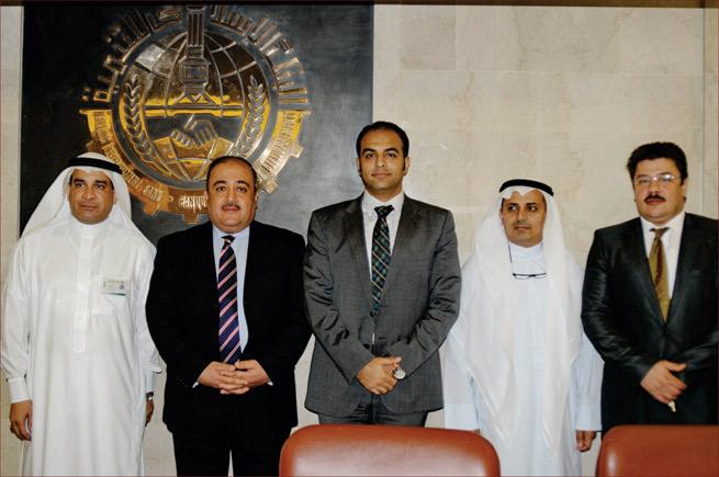 Magrabi scientific day in the Islamic Bank