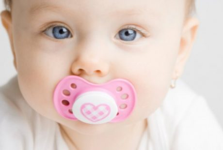 A healthy mouth for the baby