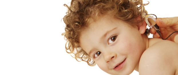 Your child and hearing loss