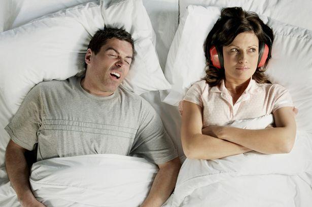 Snoring: not funny, not hopeless