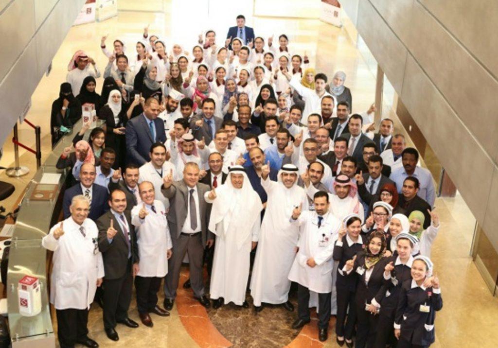 مستشفى مغربي الرياض يحصل على اعتماد الجودة للمرة الثانية