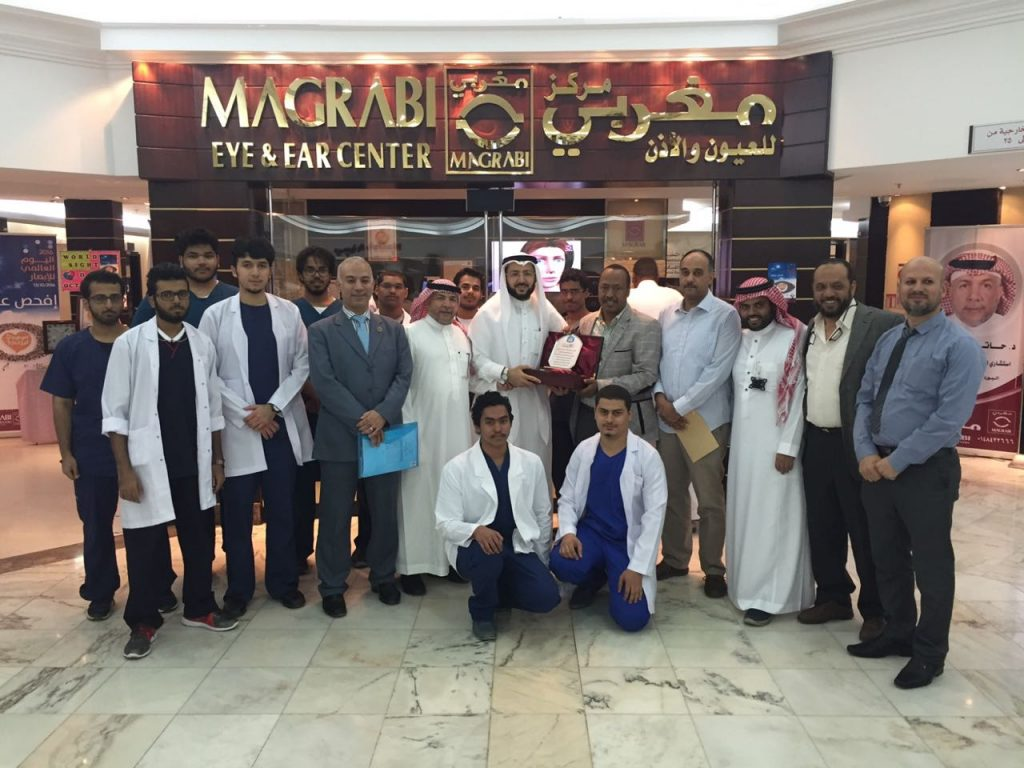 Faculty of medicine @Taibah University Honors Magrabi Hospitals & Centers