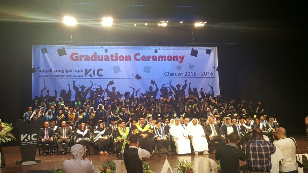 Magrabi Participation in Al-Khawarizmi Graduation Ceremony