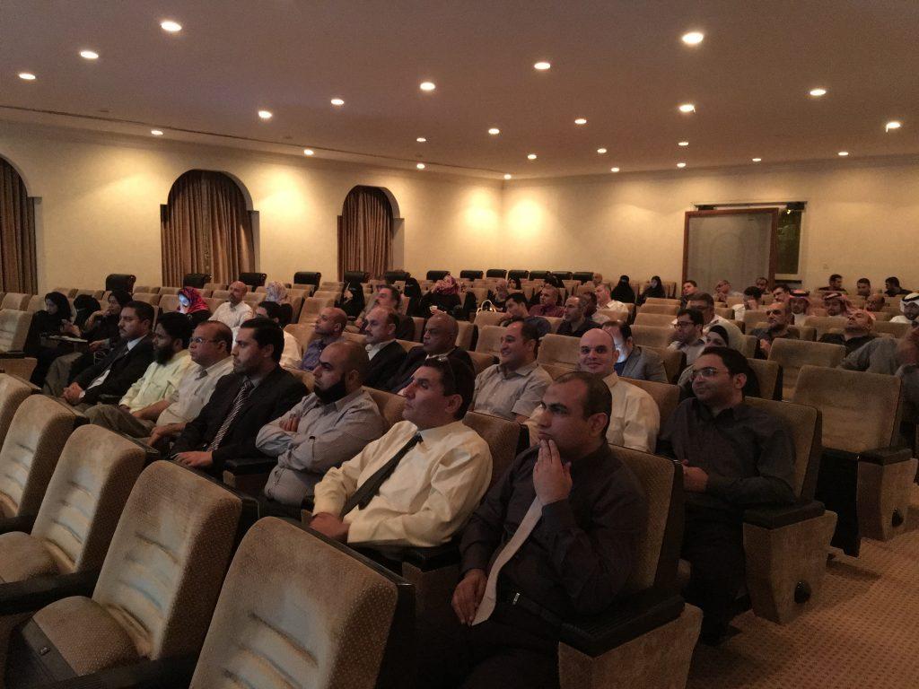 مغربي تنظم محاضرة علمية لأطباء المنطقة الشرقية