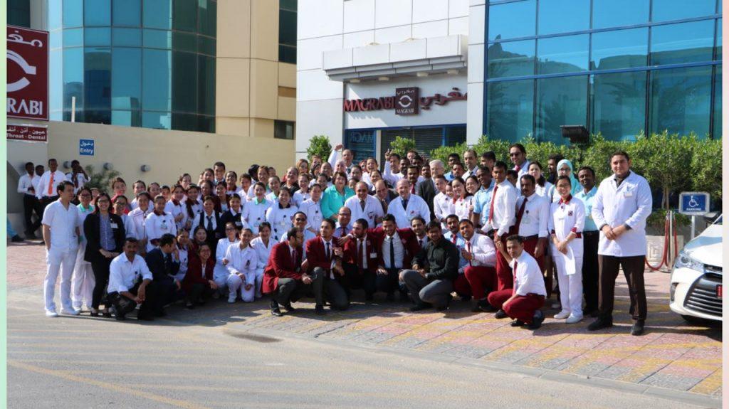 """JCI"" of Magrabi Qatar"