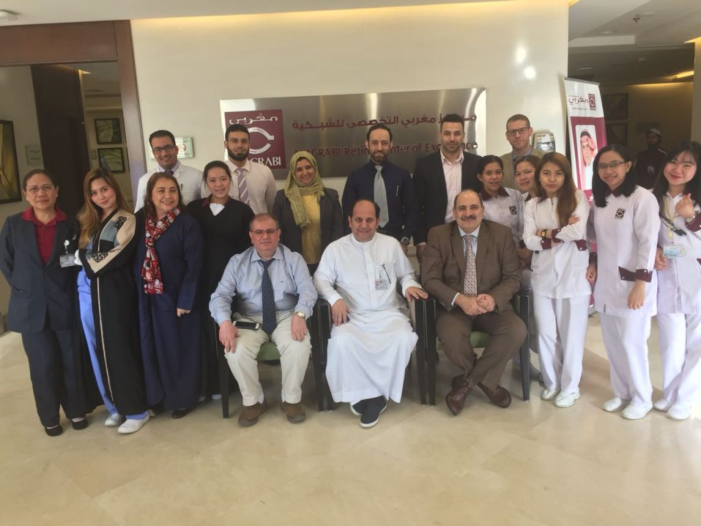 Magrabi celebrates 4th anniversary of specialized Retinal Centers