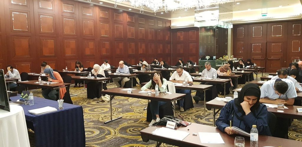 ICO exam @Magrabi Dubai