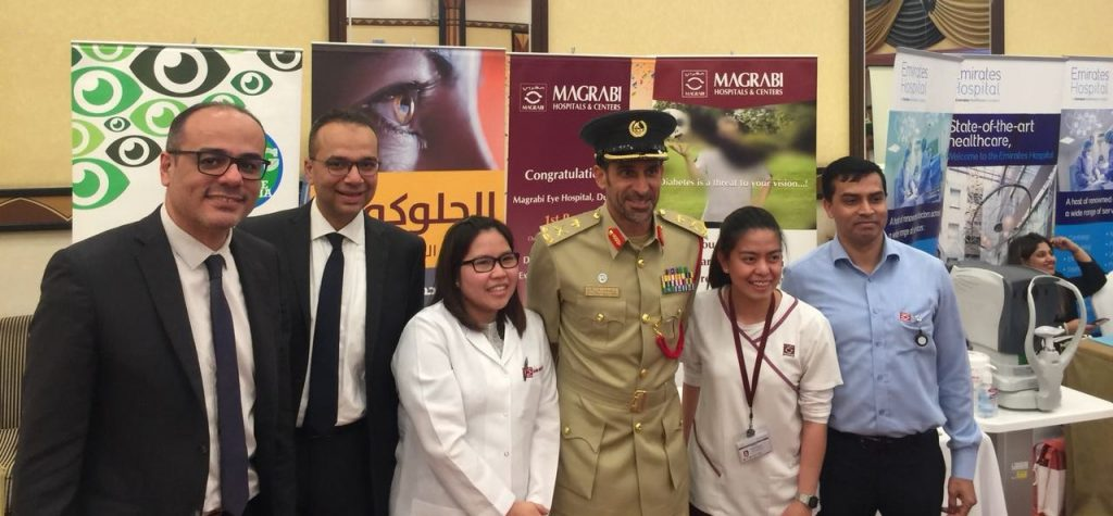 """Magrabi Participates in """"Your Health is Your Wealth"""" event in Dubai"""