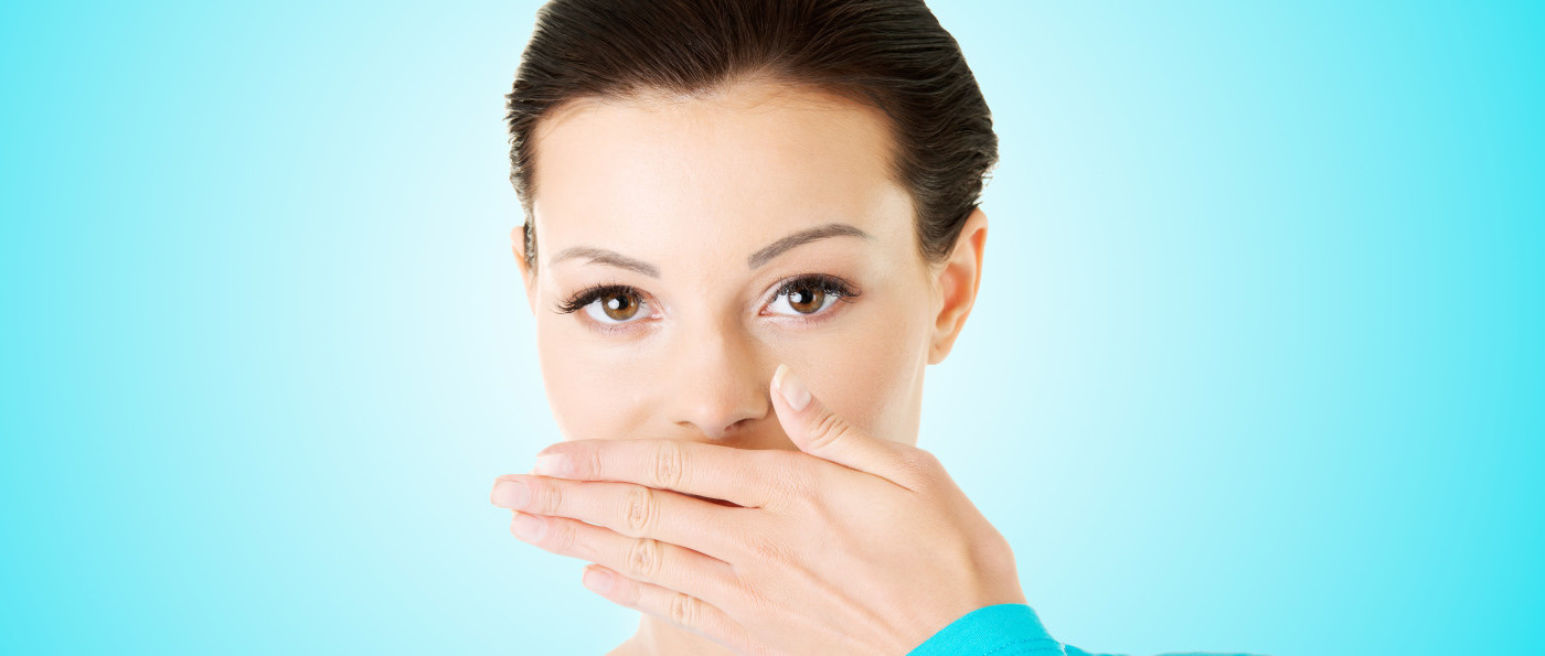 Problems of bad breath, causes and how to prevent it