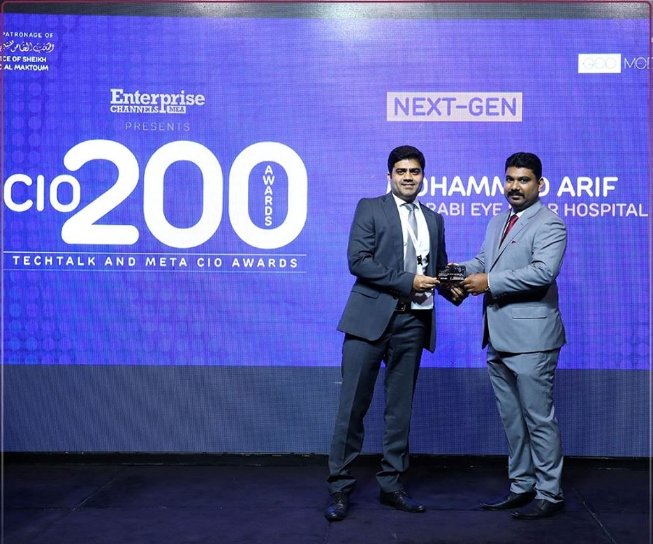 Magrabi Wins a Prestigious CIO 200 Award as IT leaders