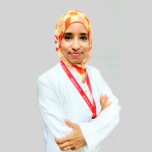 Dr. Dalia Mohamed