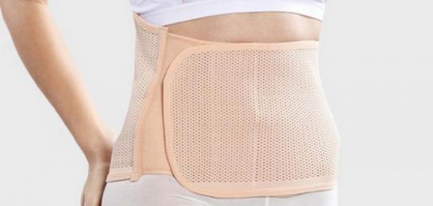 الفوائد والأضرار و ما لا تعرفيه عن حزام البطن بعد الولادة