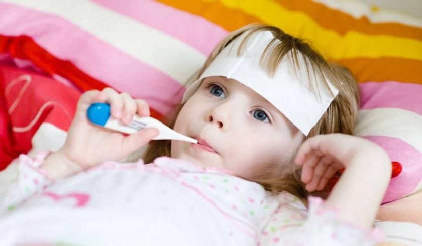 أفضل طرق علاج السخونة عند الاطفال