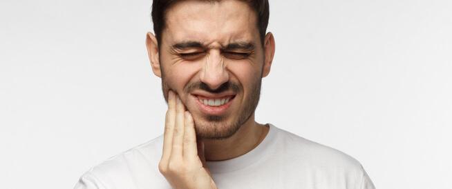 تسكين الم الاسنان الشديد